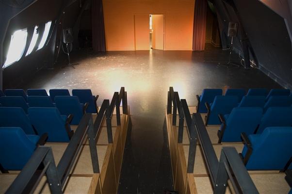 Theaterzaal locatie Amsterdam Centrum
